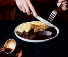 Švestouka, czyli sos śliwkowy